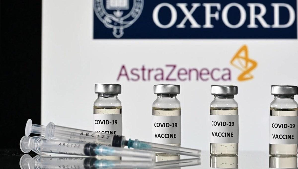 SON DAKİKA:Avrupa İlaç Ajansı'ndan Astrazeneca açıklaması