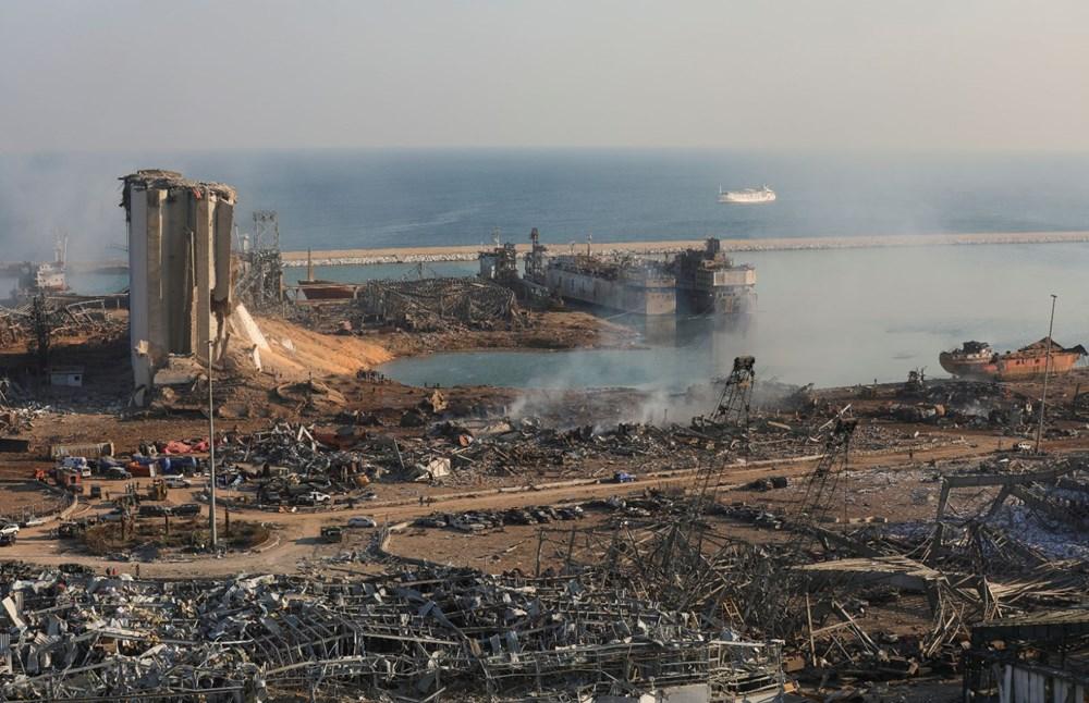 Beyrut'ta patlama: 100 kişi öldü, iki hafta OHAL ilan edildi - 19