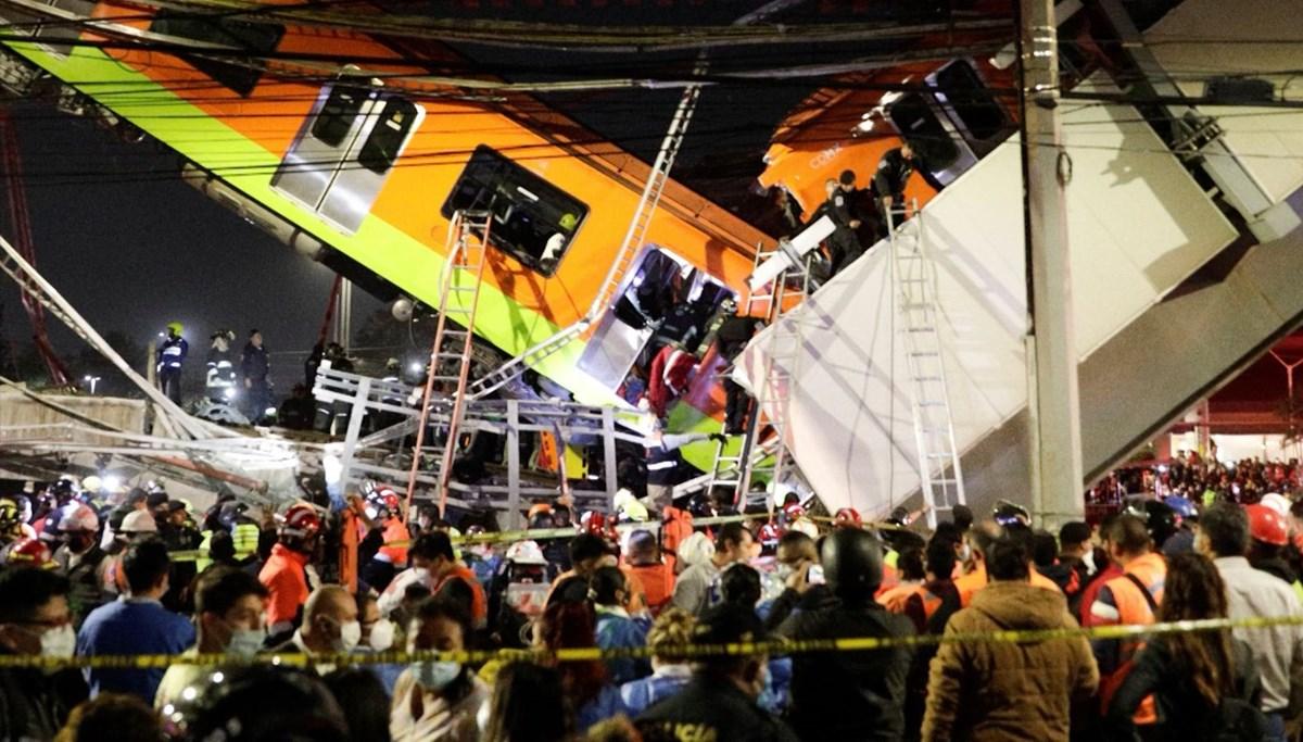 Metro disaster in Mexico: 20 killed, 49 injured