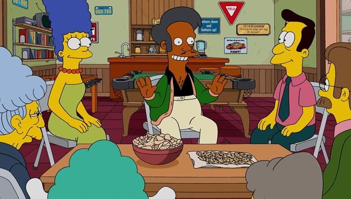 The Simpsons'ta Apu sesine veda