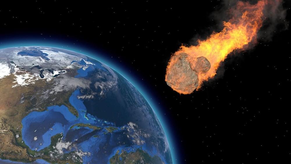 Çin teklif etti: Dünya'yı tehdit edecek asteroide roket - 3