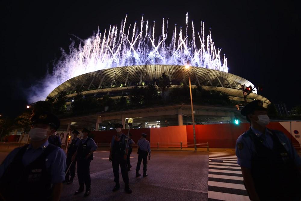 2020 Tokyo Olimpiyatları görkemli açılış töreniyle başladı - 1