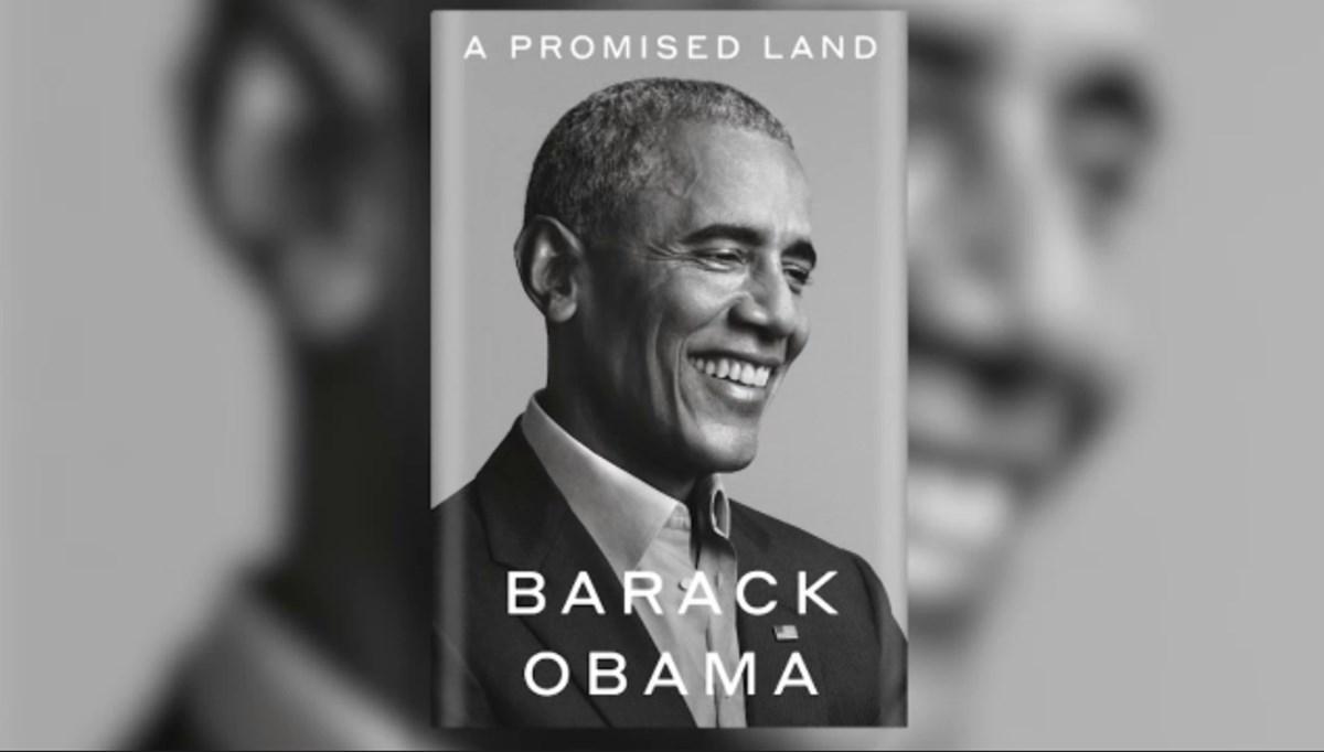Barack Obama'nın yeni kitabı satışlara rekorla başladı