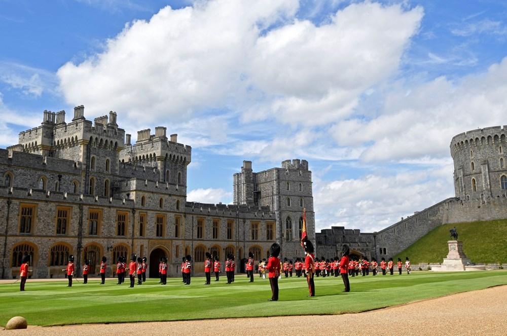 Kraliçe Elizabeth'e corona etkili kısıtlı doğum günü kutlaması (Kraliyet tarihinde bir ilk) - 5