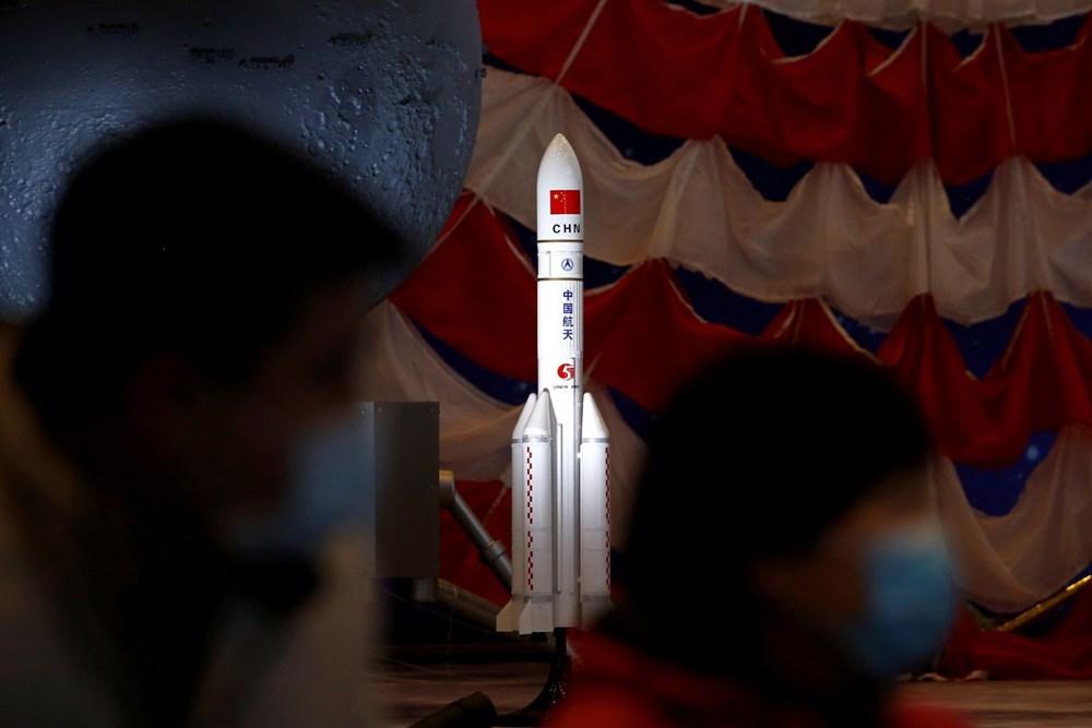 Çin teklif etti: Dünya'yı tehdit edecek asteroide roket - 4