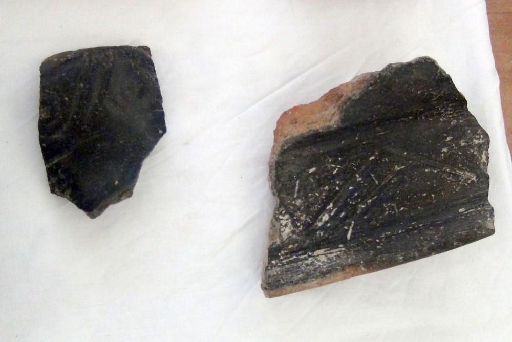 Ahlat İç Kale kazısında 5 bin 200 yıllık seramikler bulundu - 4