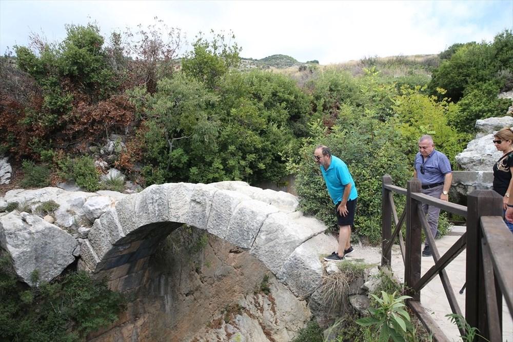 Antik dönemin mühendislik harikası: Bin esire yaptırılan 'Titus Tüneli'ne turist akını - 23