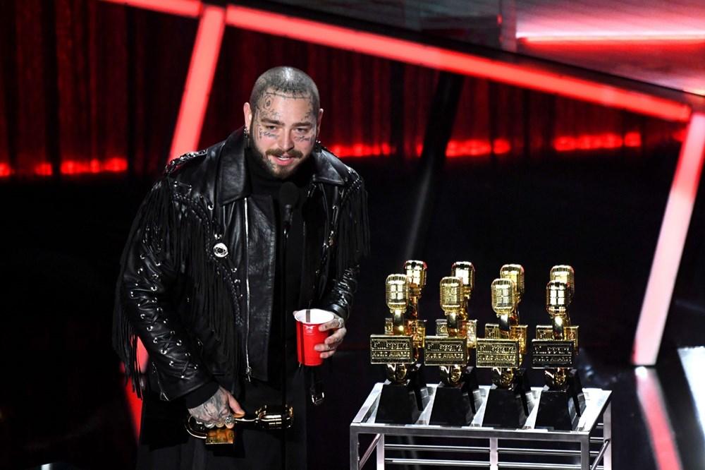 2020 Billboard Müzik Ödülleri sahiplerini buldu - 1