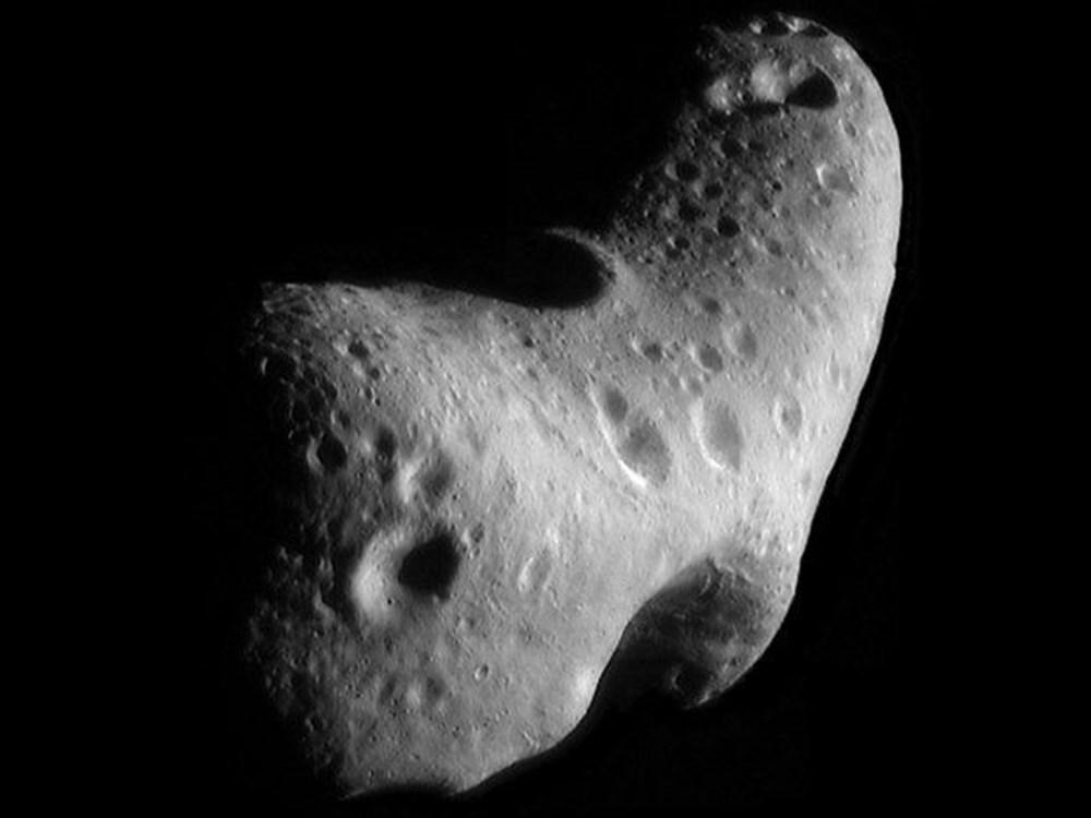 NASA açıkladı: Uzay aracı Bennu'ya indi - 9