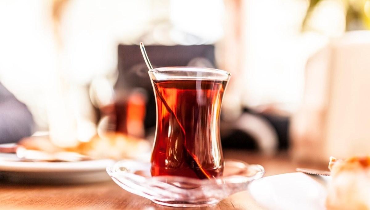 Türkiye'den ilk çeyrekte 95 ülkeye 5 milyon dolarlık çay ihracatı yapıldı