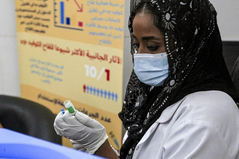 DSÖ: Yoksul ülkelerin Covid-19'a karşı aşılama programlarına devam etmek için yeterli dozu yok - 1