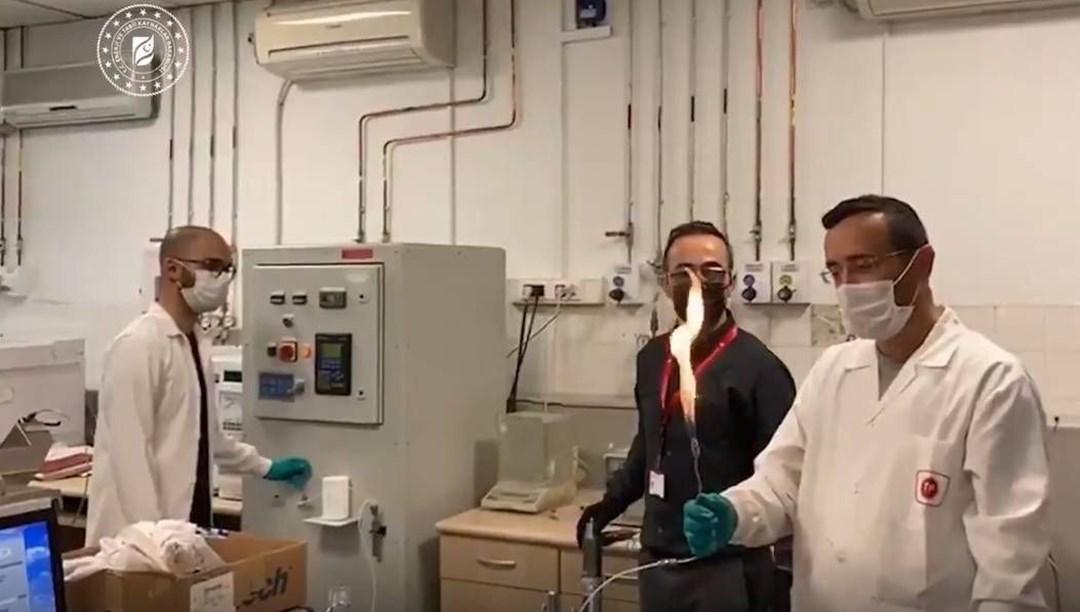 Amasra-1 kuyusundan çıkarılan gaz enerjiye dönüştü thumbnail