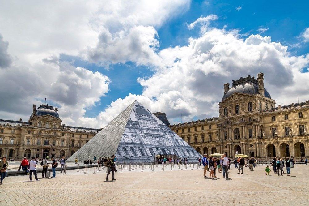 Fransa'da da müze, sinema ve tiyatroda da maske takma zorunluluğu - 4