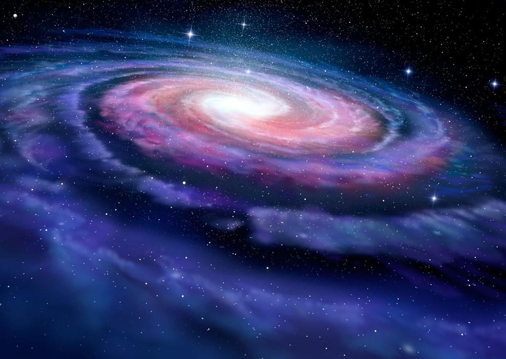 NASA, Andromeda galaksisinin etrafındaki devasa haleyi ilk kez haritalandırdı - 2