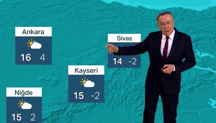 Hava durumu: İstanbul'da bugün hava nasıl olacak?