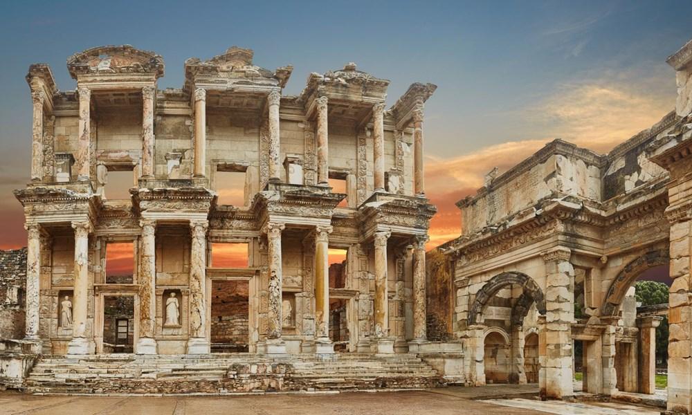 Türkiye'nin kültürel serveti: Ege'nin görkemli antik kentleri - 4
