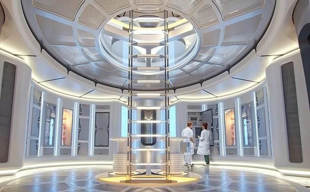 Avrupa Uzay Ajansı, Ay'da inşa edilecek evleri paylaştı - 4