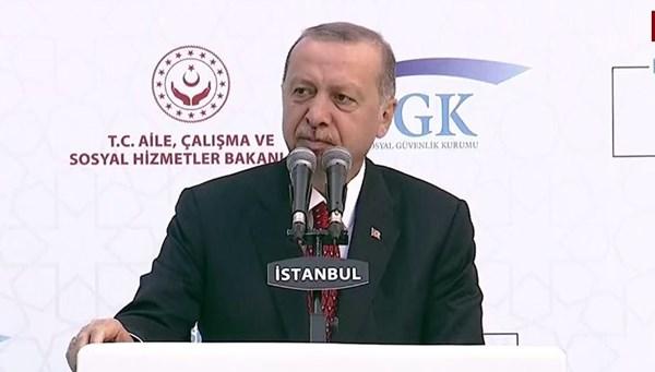 Cumhurbaşkanı Erdoğan'dan EYT mesajı: Seçim kaybetsek de yokum