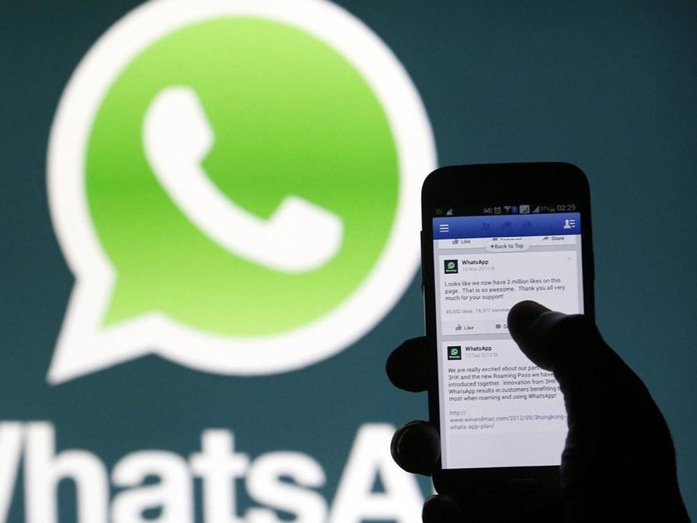 WhatsApp geri adım atmıyor: Uyarı mesajı yayınlayacağız - 2