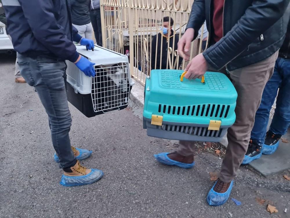 Medyumun evine üçüncü baskın: Hayvan beslemekten men edildi - 4