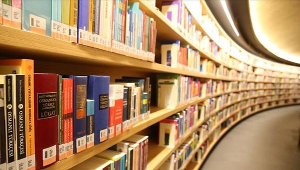 'Kütüphanelere evlerinizden bağlanın'