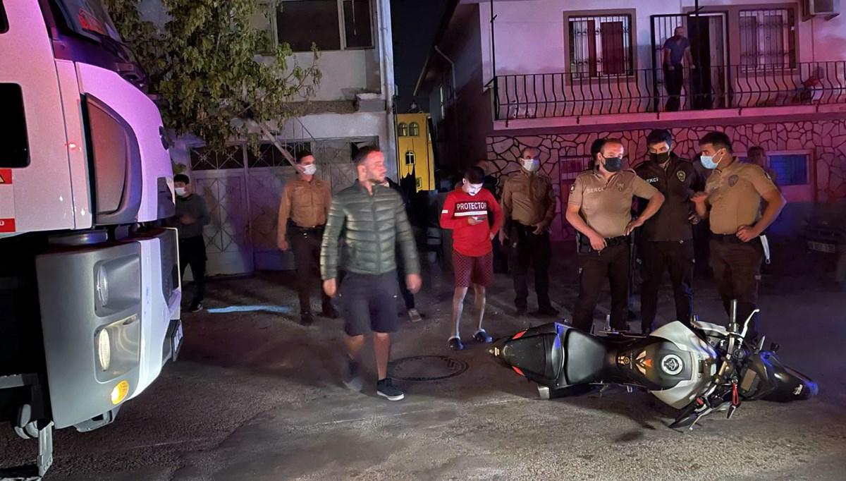 Muğla'da çöp kamyonuyla çarpışan motosikletin sürücüsü yaşamını yitirdi