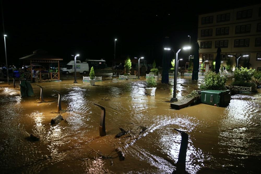 Şiddetli yağış Rize'yi de vurdu: 2 can kaybı - 43