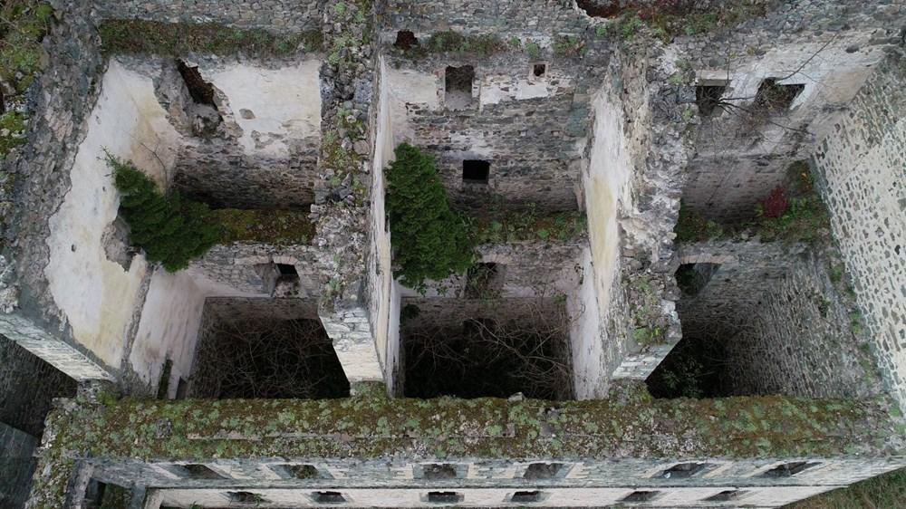 Vazelon Manastırı'nın restorasyonu başka bahara kaldı - 2