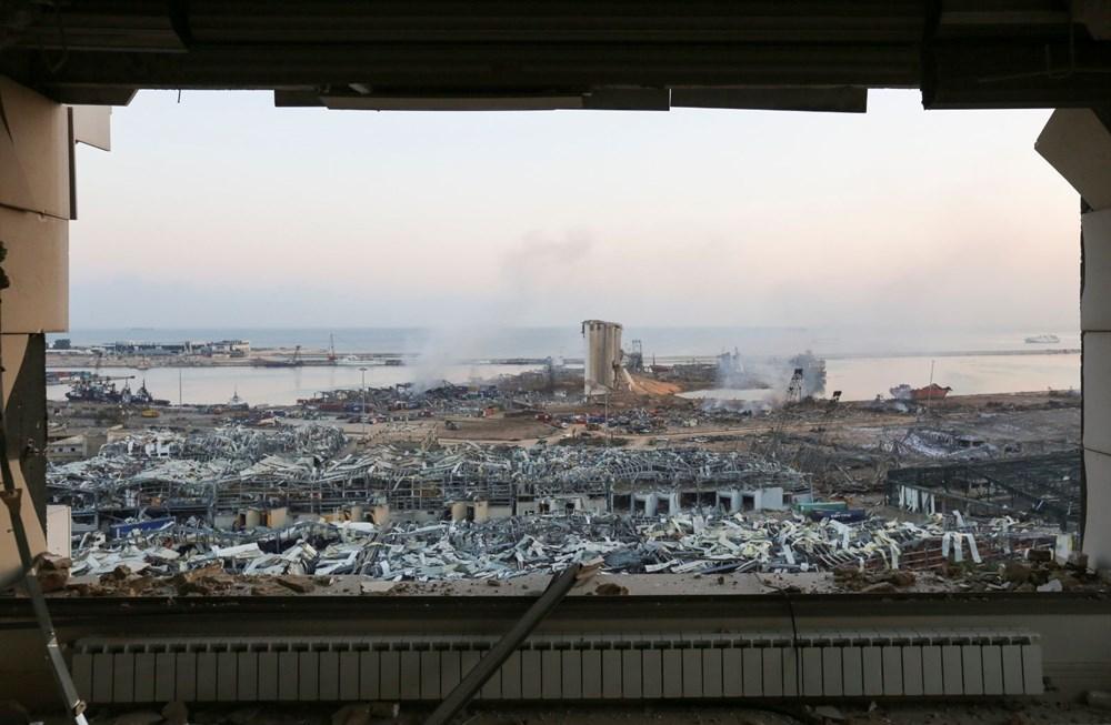 Beyrut'ta patlama: 100 kişi öldü, iki hafta OHAL ilan edildi - 12