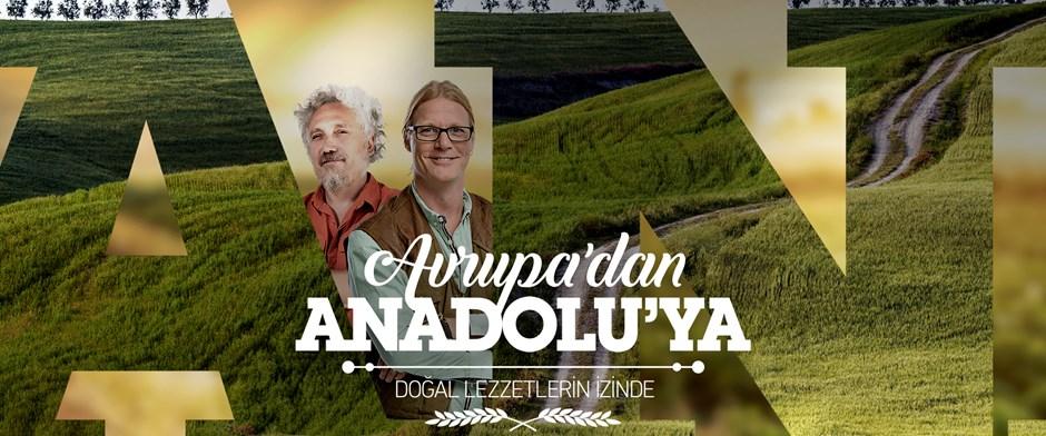 Avrupa'dan Anadolu'ya Doğal Lezzetlerin İzinde