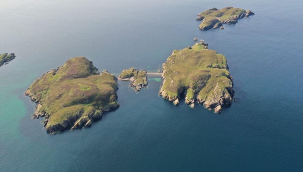 Daireden ucuza ada: İskoç adası 50 bin sterlin karşılığında satışa çıktı