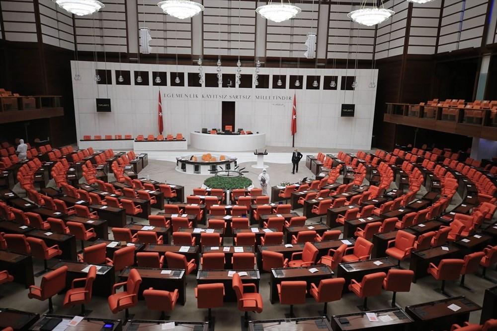 Meclis'te virüs paniği - 5