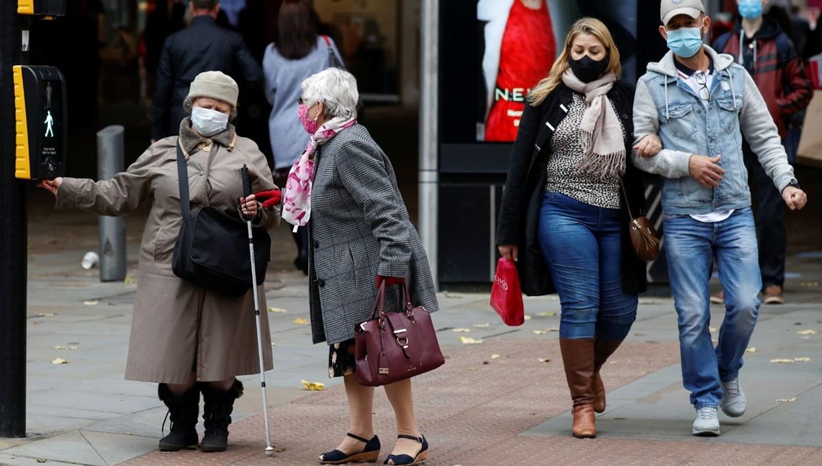 SON DAKİKA HABERİ: İngiltere'de 5 Kasım'dan itibaren başlayacak karantina ilan edildi