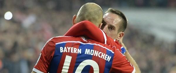 Bayern'den Robben ve Ribery kararı