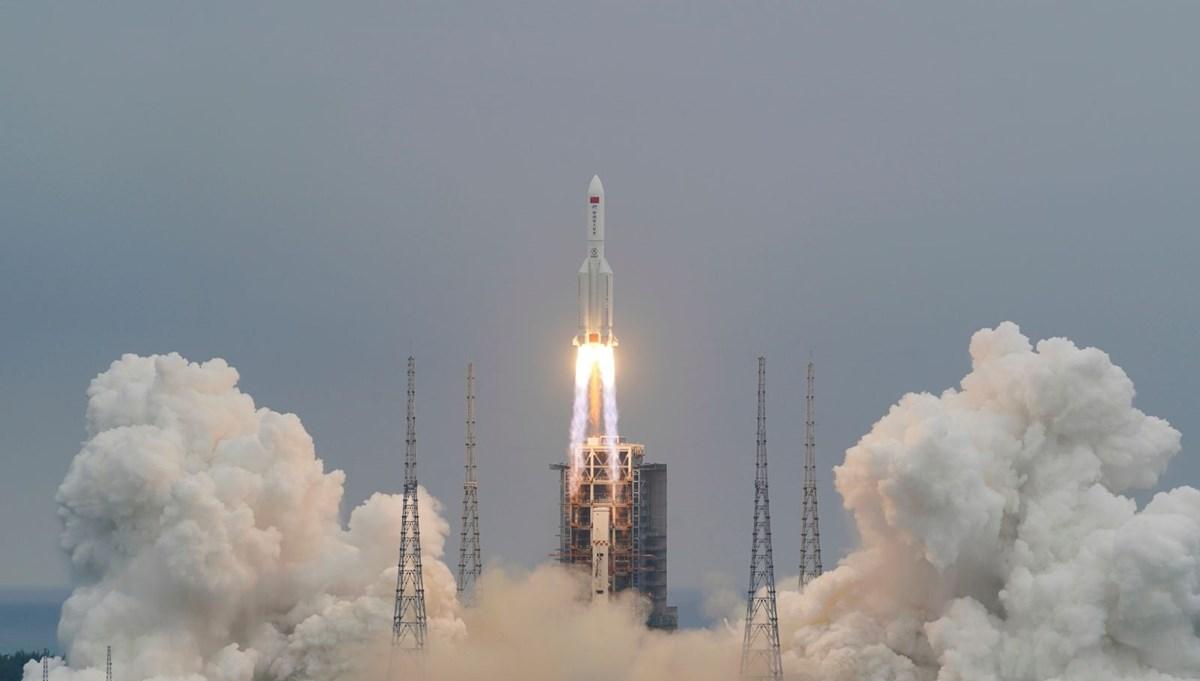 Çin'in roketi kontrolden çıktı: Her yere düşebilir