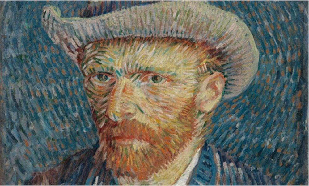 Van Gogh'un Kadın Başı tablosuna 1,6 milyon euro - 2