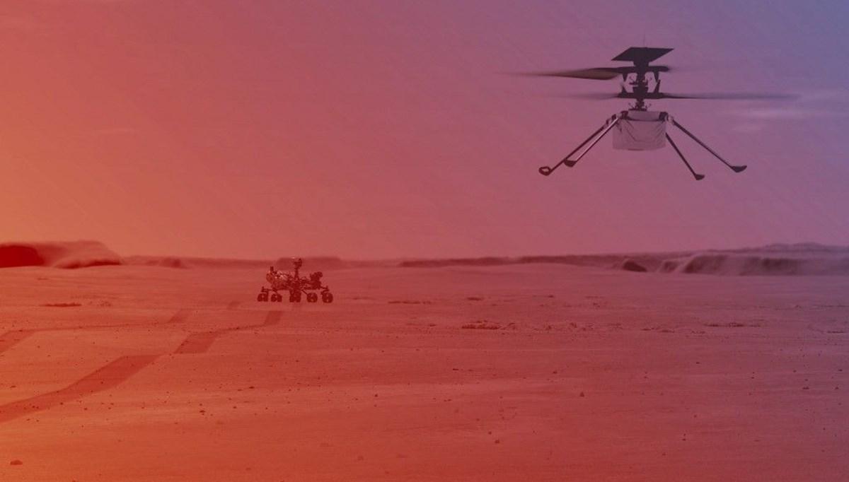 NASA releases 3D video of Mars