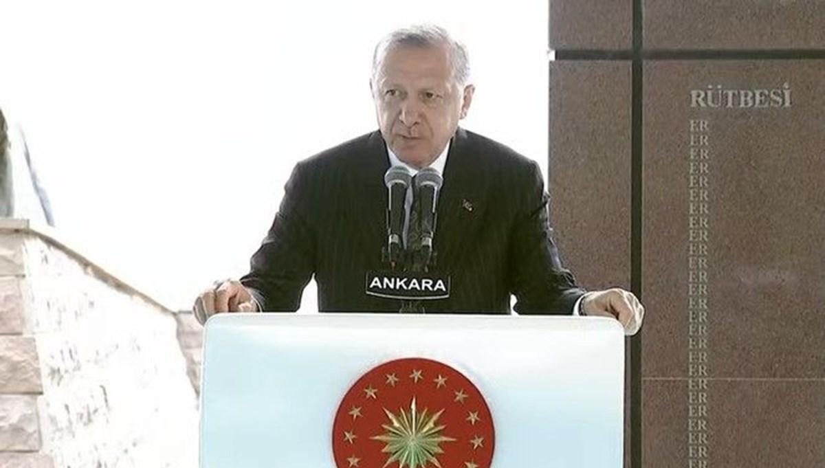 Cumhurbaşkanı Erdoğan: Milli iradenin gücünü cümle aleme gösterdik