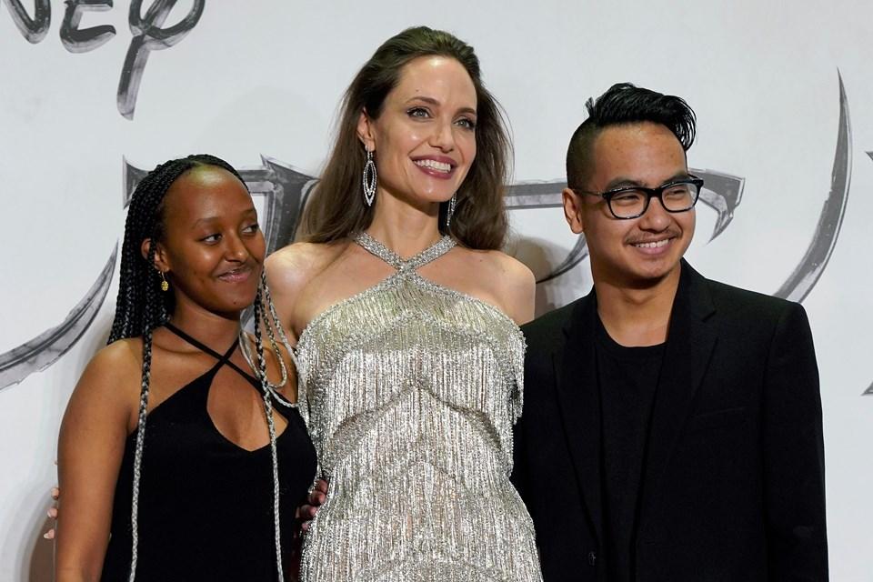 Pitt'in 2016'da Maddox'a şiddet uyguladığı, Jolie'nin bu yüzden boşanma kararı aldığı iddia edilmişti