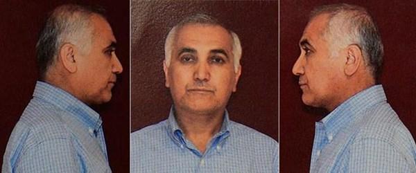 Adil Öksüz, Adana'da otelde sohbet toplantılarına katılmış