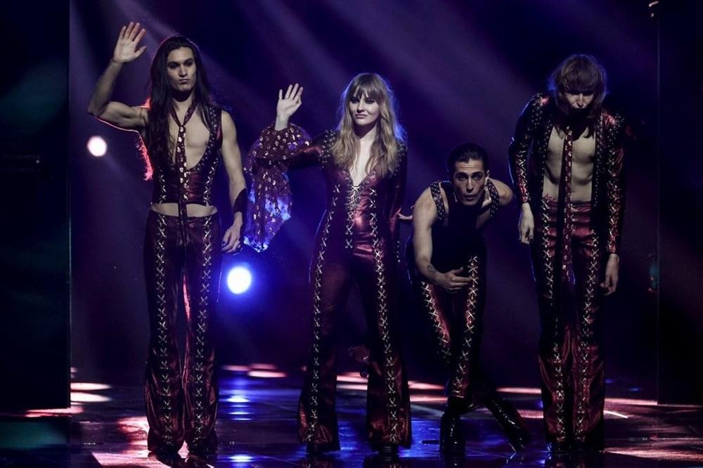 Eurovision birincisi İtalya'nın solisti uyuşturucu suçlamasından aklandı - 2