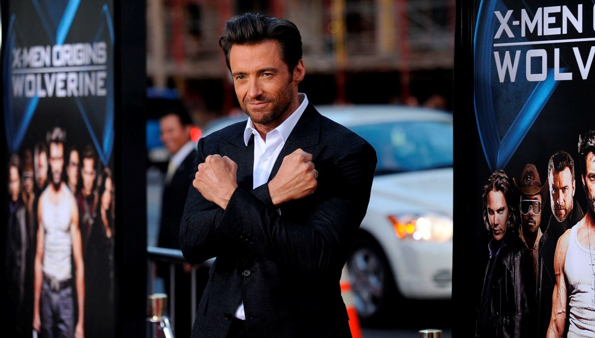 Hugh Jackman'dan heyecanlandıran Wolverine paylaşımları