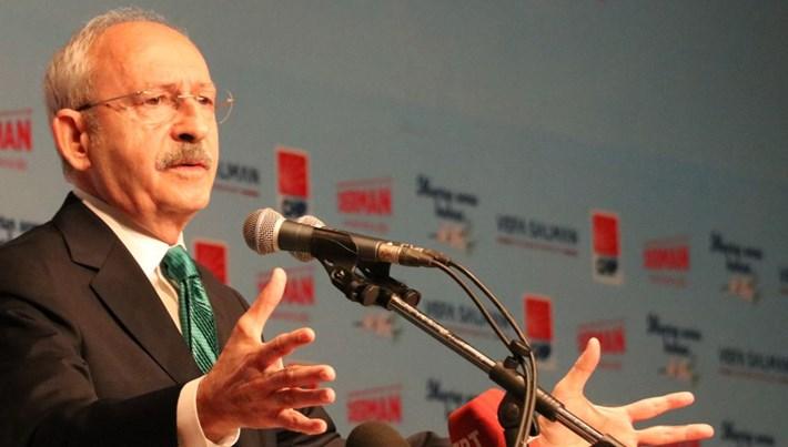 Kılıçdaroğlu: İstihdam yaratıyorsan memlekette huzur var demektir