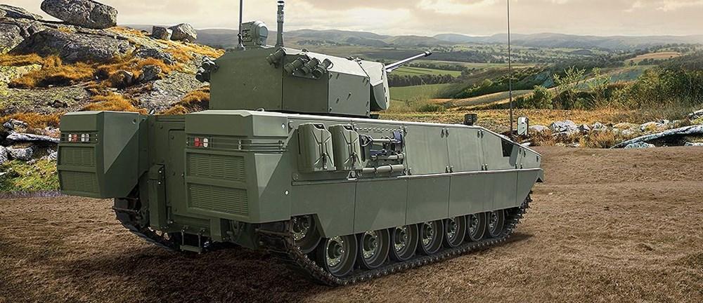 Mayına karşı korumalı Türk zırhlısı: COBRA II MRAP (Türkiye'nin yeni nesil yerli silahları) - 190