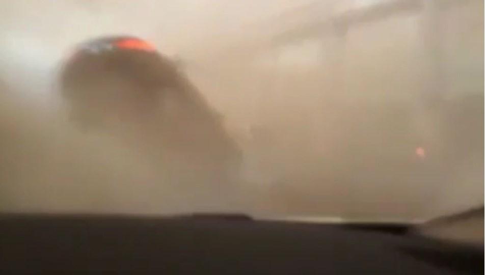 Hortuma kapılan araçta beli kırılan genel müdürün kardeşi: Şoförü canını kurtardı
