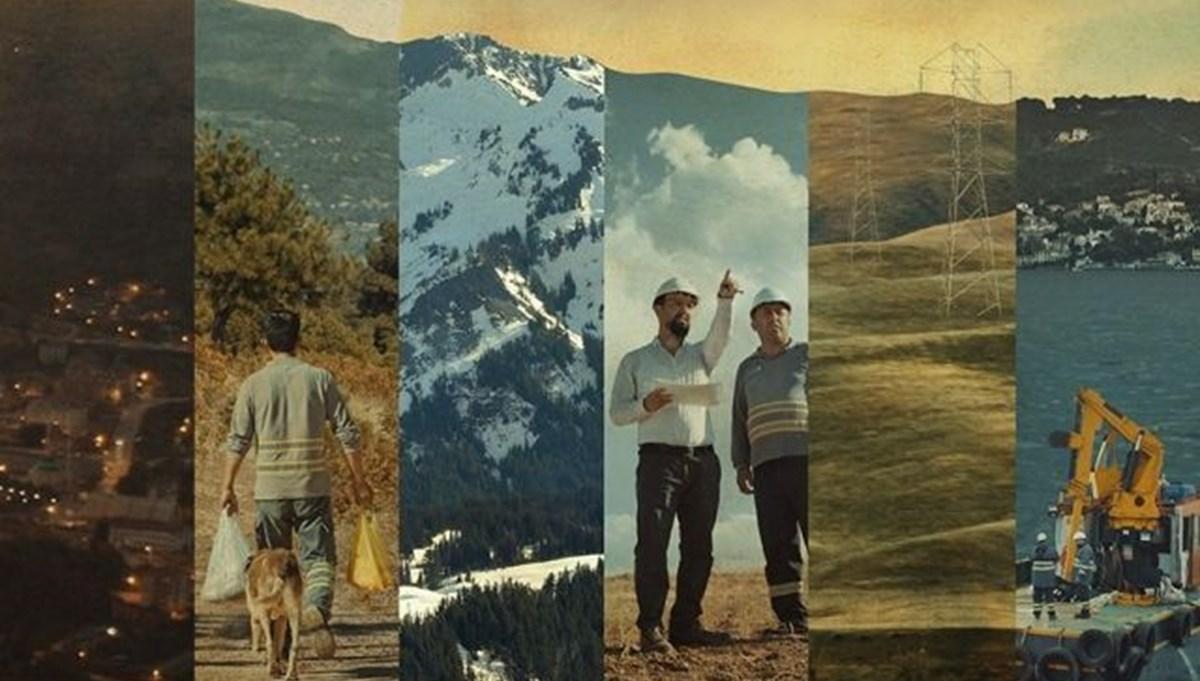 Saha ekiplerinin insan hikâyelerini anlatan belgesel: 'Gücümüz İnsan