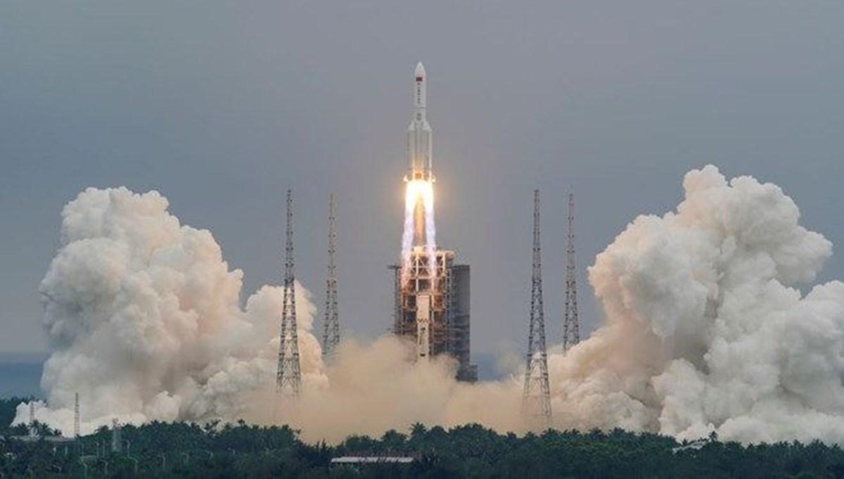 NASA'dan düşen Çin roketine eleştiri
