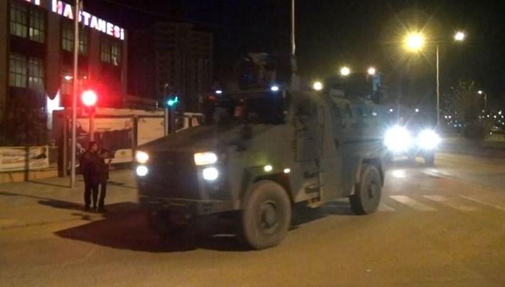 Suriye'ye komando birlikleri sevk edildi