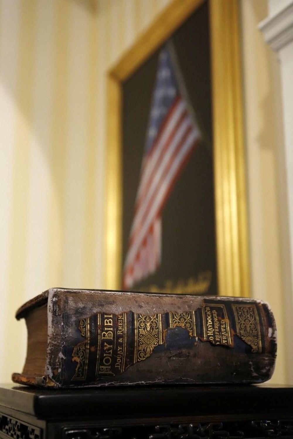 Biden'ın yemin töreninde 'aile yadigarı' İncil detayı: 1893'e dayanıyor, her törende onu kullanıyor - 2