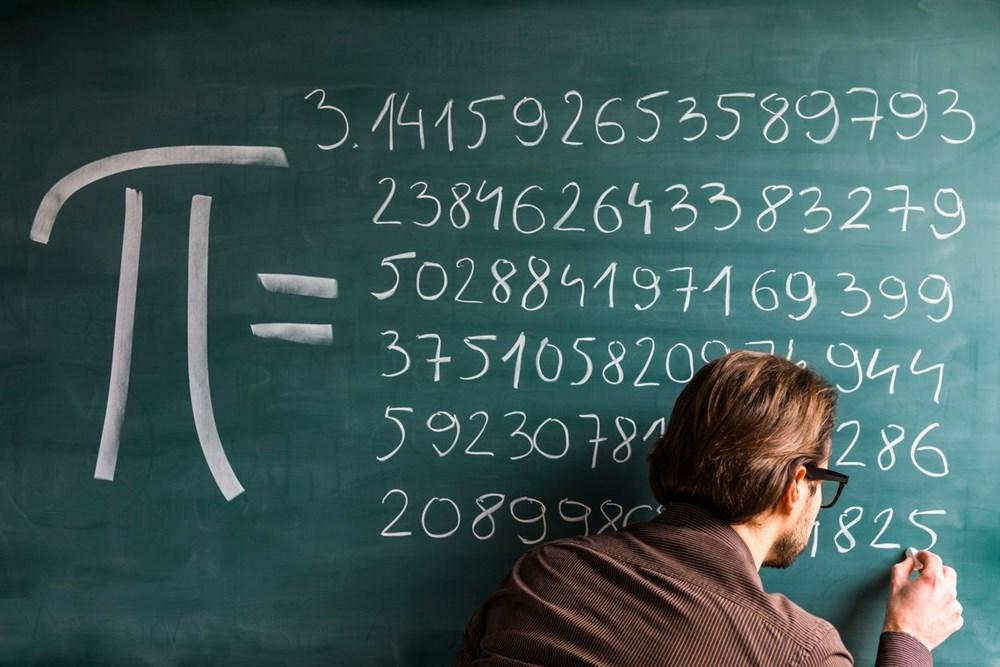 Pi sayısında yeni rekor: 62.8 trilyon basamak